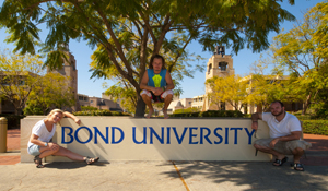 Studenter ved Bond University
